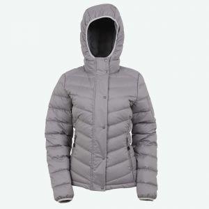 Brá warm hooded down jacket