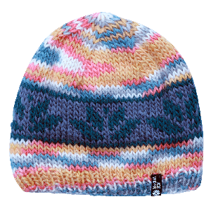 Daley hand knitted wool hat