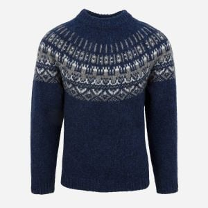 Elís Icelandic wool sweater