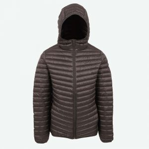 Erik hooded down jacket