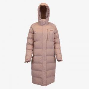 Fífa long womens coat for Iceland