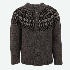 Fróði wool traditional sweater