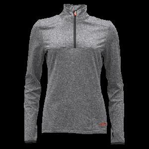 Freydis half-zip light fleece sweater
