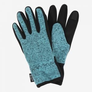 Grímsey gloves with e-tip finger
