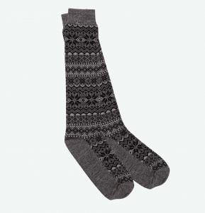 Helgafell knee socks