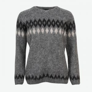 Hildur authentic wool sweater for women