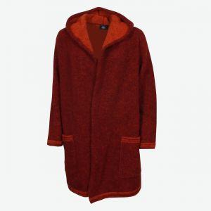 Hlíf Icelandic long hooded sweater