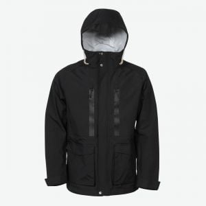 Ketill raincoat for men