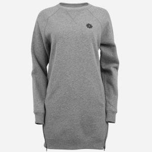 Klara long cotton sweater