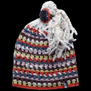 LAUFEY Hand crochet wool hat