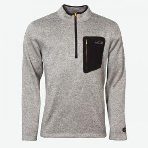 Leví knit fleece mens warm sweater