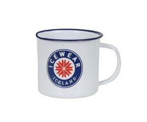 Iron mug with Icewear logo