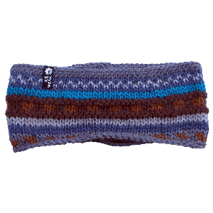 MAGNEY Hand knitted wool headband