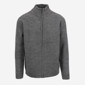Meyvant zipped wool cardigan