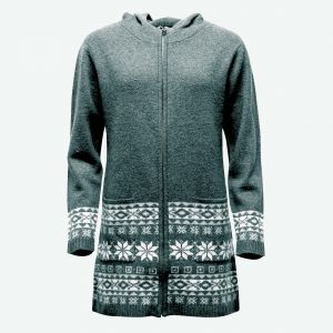 Mjöll wool sweater Norwegian style