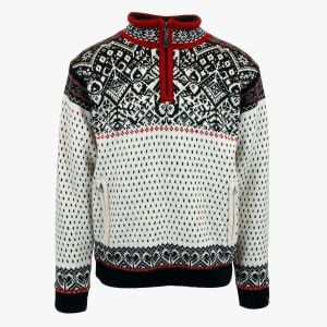 Björn Norwegian wool lined sweater