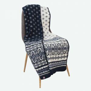 Sigurrós Icelandic wool blanket