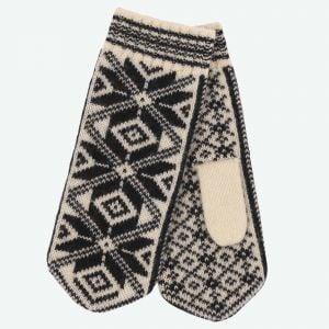 Snædís wool mittens