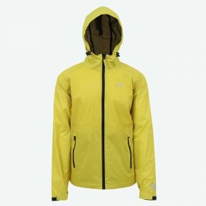 Teitur rain jacket with hood