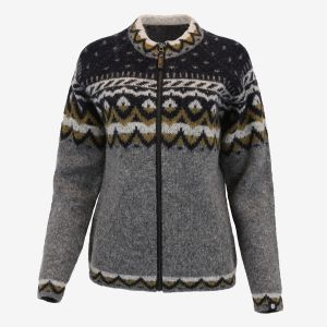 Unnur Icelandic sheep´s wool sweater