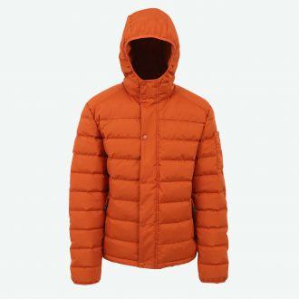 Brandur hooded down jacket