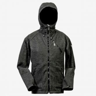 Kevin wool-softshell layer jacket