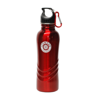 Thermos bottle red