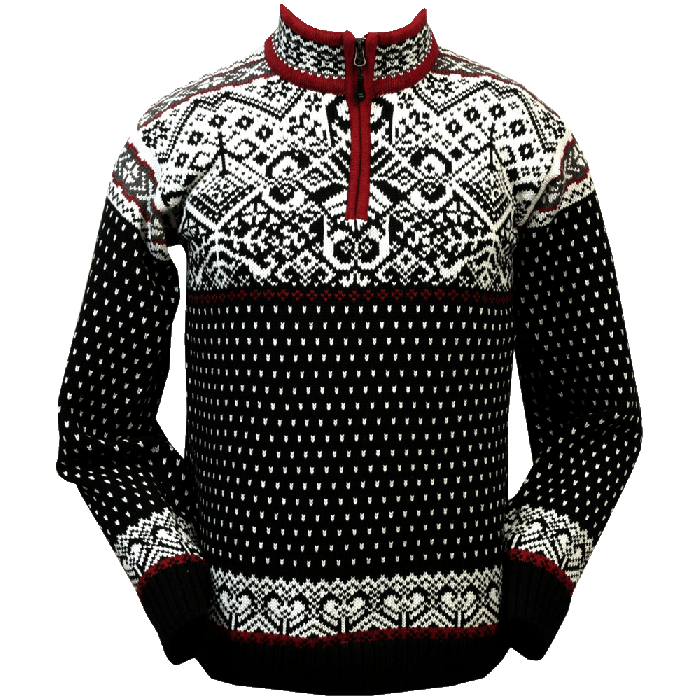 Baldur Norwegian Style Cotton Sweater Icewear