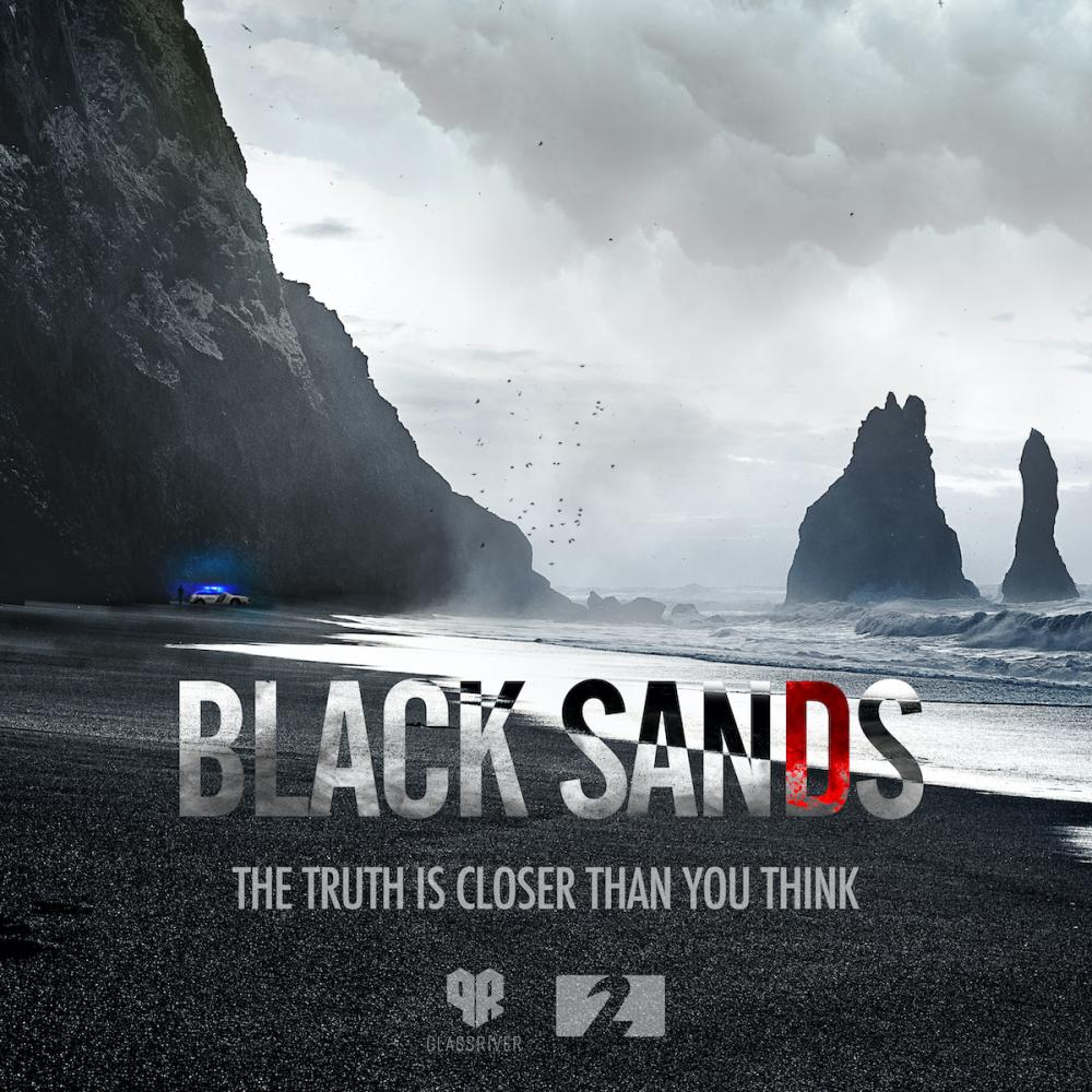 Black Sand, Red Sweater - Murder on Iceland's Reynisfjara Black Sand Beach