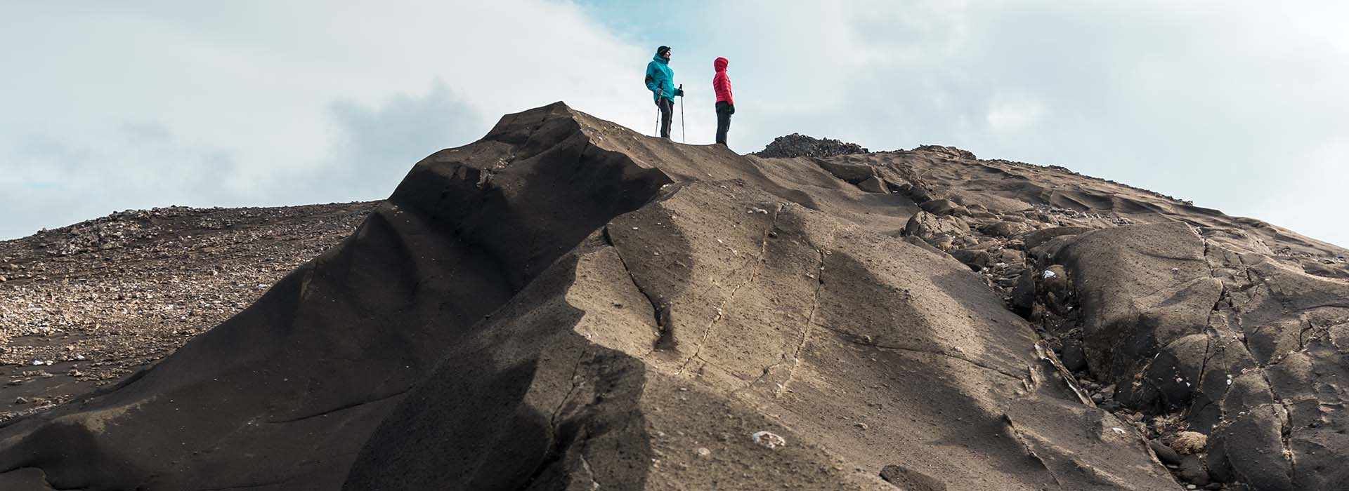 Icelandic raincoats