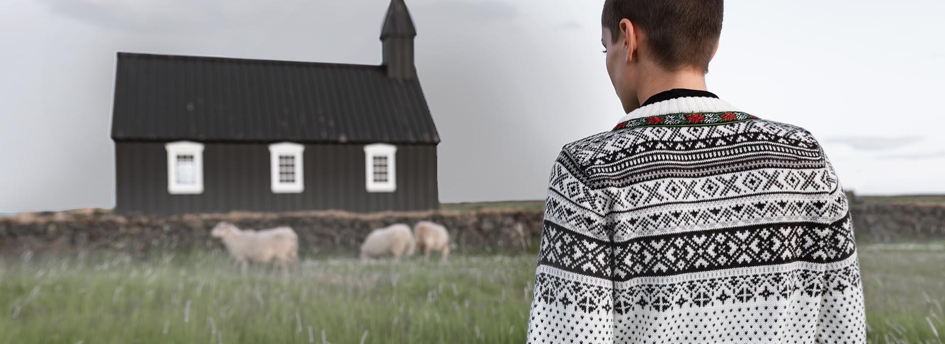 Nordic knitwear