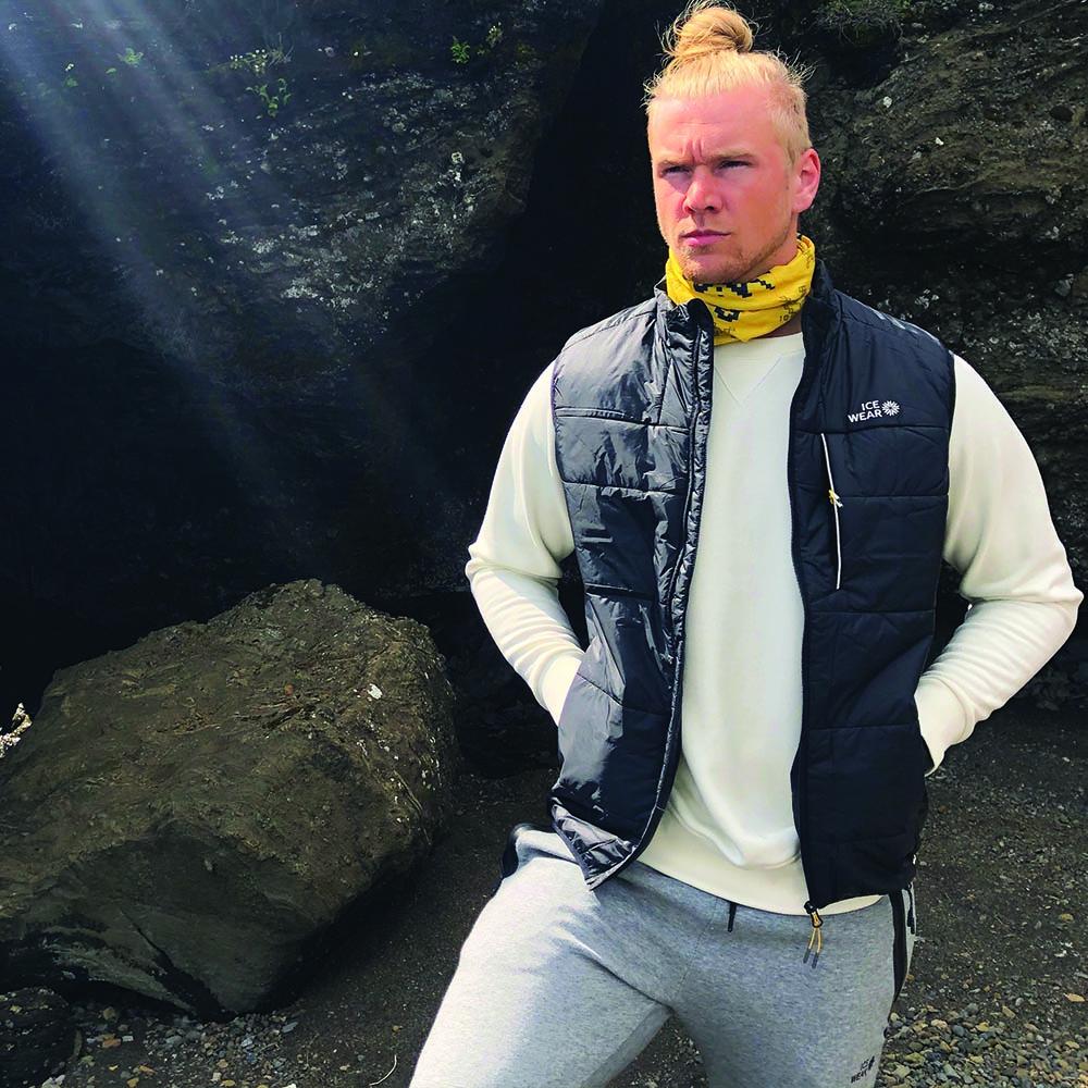 Icelandic summer wear