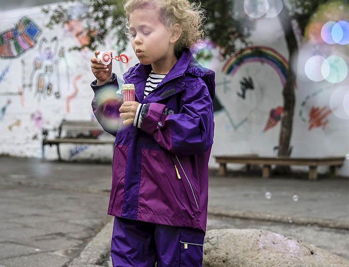 Childrens woolen jumpers