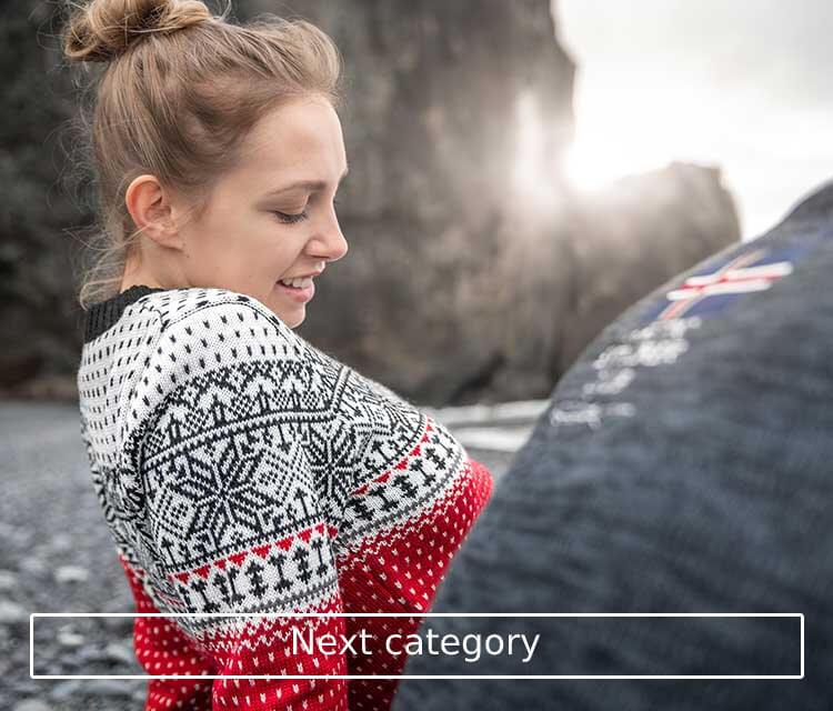 womens norwegian pullovers