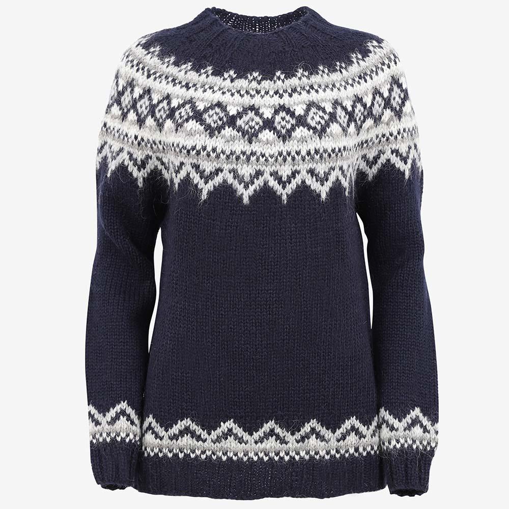 Brynja wool sweater
