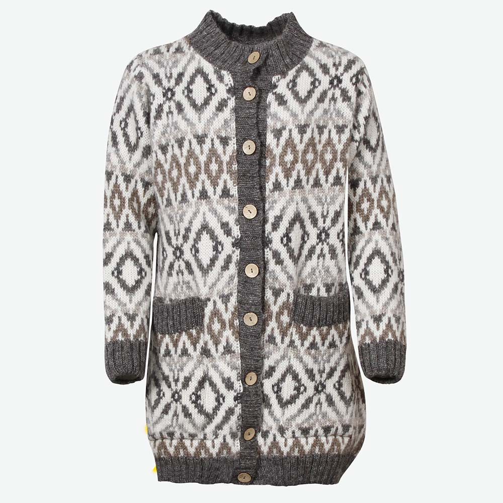Þórdís Icelandic Wool Cardigan