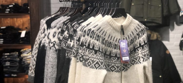 A Short History of the Icelandic Wool Sweater