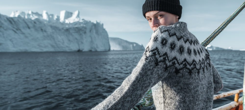 Is Icelandic wool itchy?