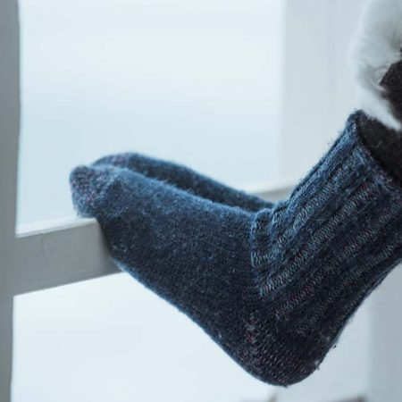 Breathable woolen socks for everyone!