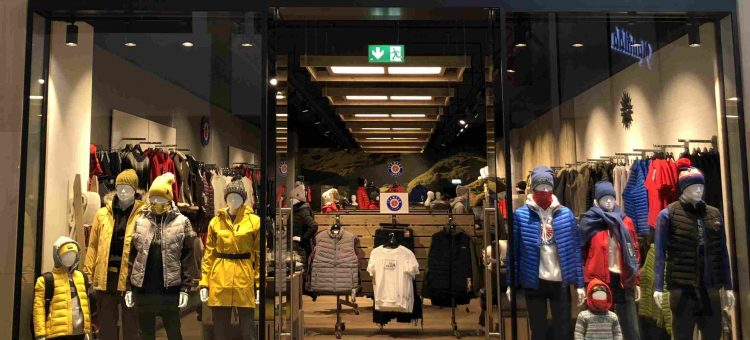 New Icewear Magasin Store Opened in Kringlan Shopping Mall